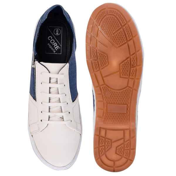 Leather Sneaker Shoes