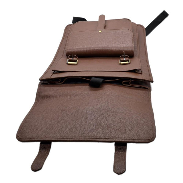 Classic Leather Laptop Bag