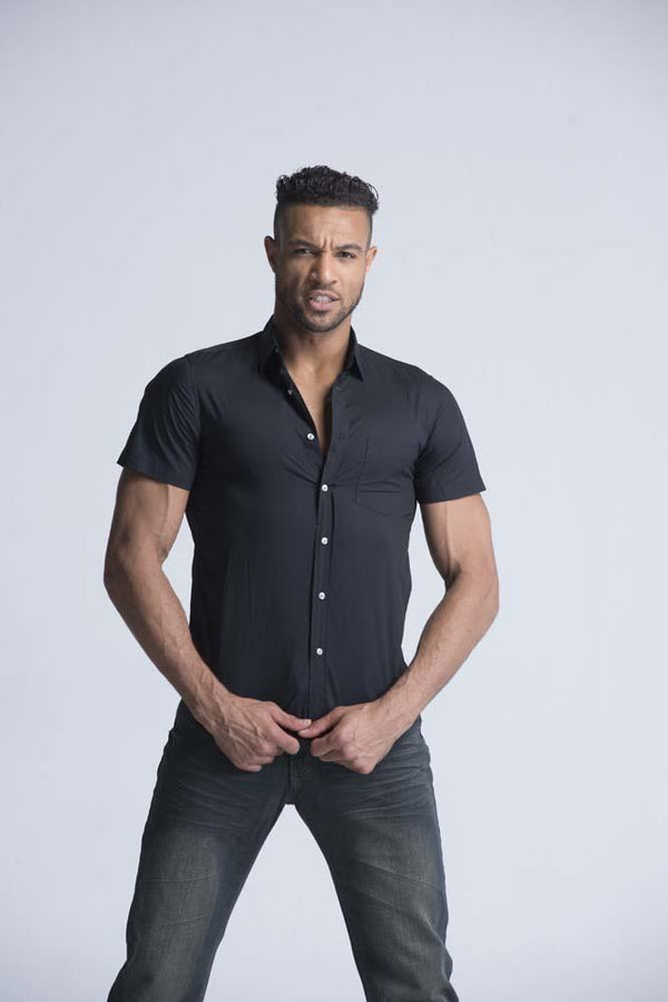Formal Half Sleeve Shirt - Men Shirts - yz-buyer.myshopify.com