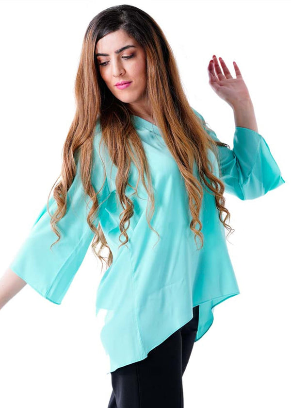 Ladies Silk Top