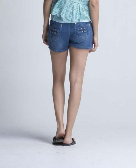 Kisemee Distressed, worn out Shorts - Women Shorts - yz-buyer.myshopify.com