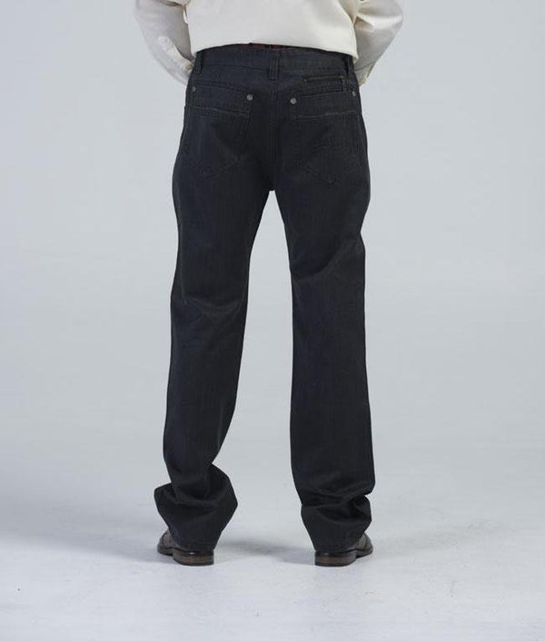 Jing Xiang Dark Grey Men Jeans