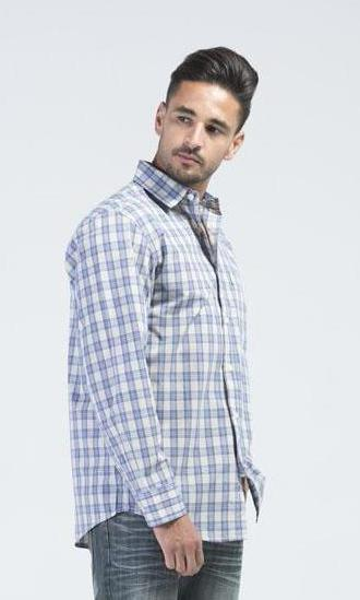 Gumpert Men's Full Sleeves Casual Shirts