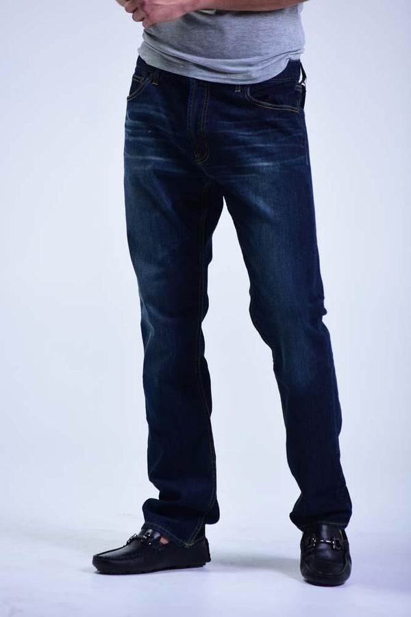 Closshi Japan Slim fit Jeans - Dark Blue - Mens Jeans - yz-buyer.myshopify.com