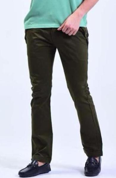 'Bronze Olive Green' Semi Jeans - Mens Jeans - yz-buyer.myshopify.com