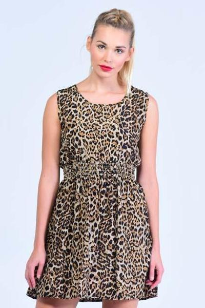 Wild Spirit Summer Skater Dress - Women Dresses - yz-buyer.myshopify.com