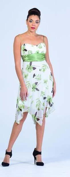 Speechless Butter & Apple Green Tea Party Dress - Women Dresses - yz-buyer.myshopify.com