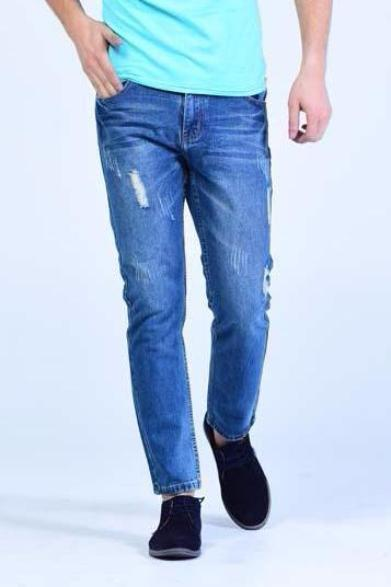 YYS Brand Ripped Jeans - Mens Jeans - yz-buyer.myshopify.com