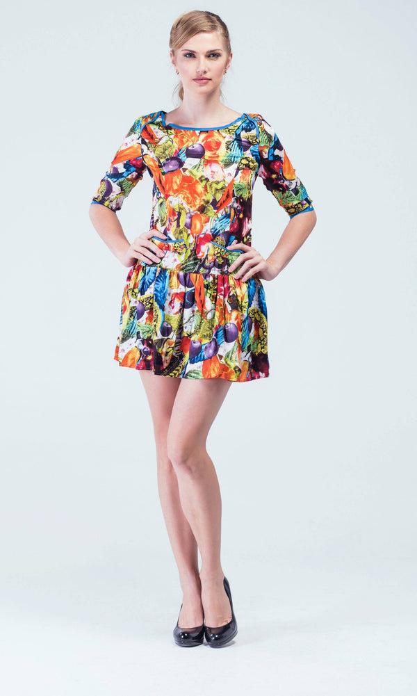 City Chic Multicolour Dress - Women Dresses - yz-buyer.myshopify.com