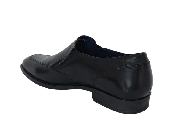 Leather Loafer Shoe