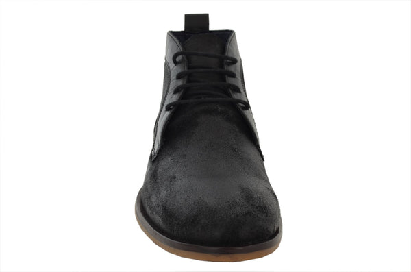 Leather Casual Boot