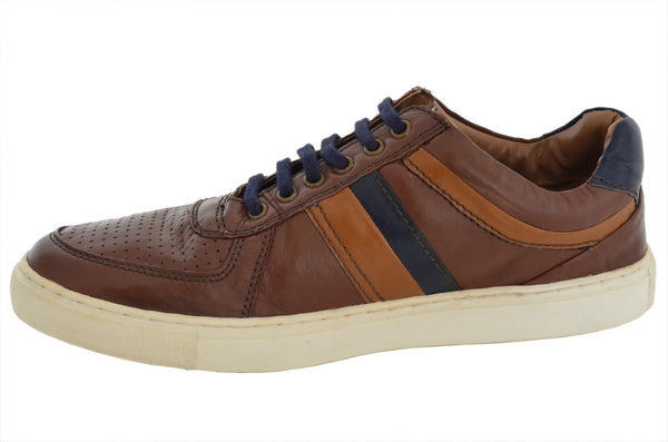 Tan Sneaker Shoes
