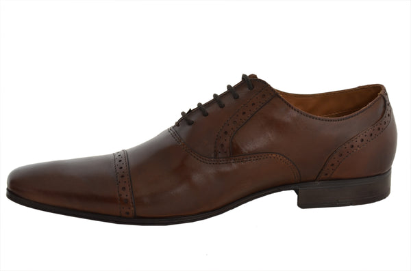 Oxford Shoes Tan