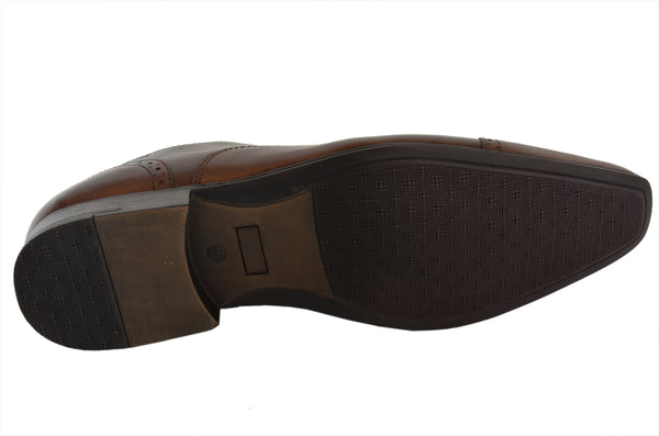 Mens Tan Shoes