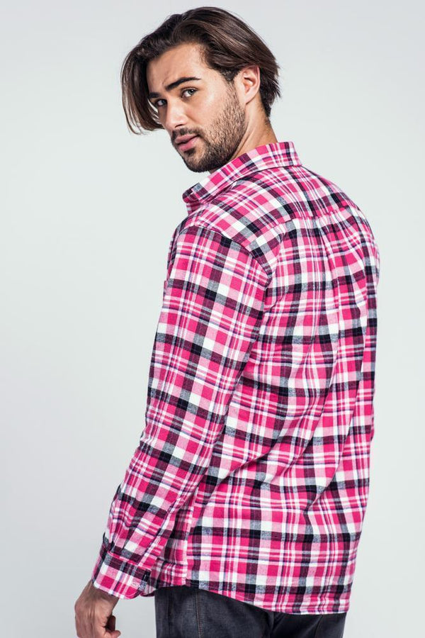 Gumpert Full Sleeve Check Shirt - Men Shirts - yz-buyer.myshopify.com