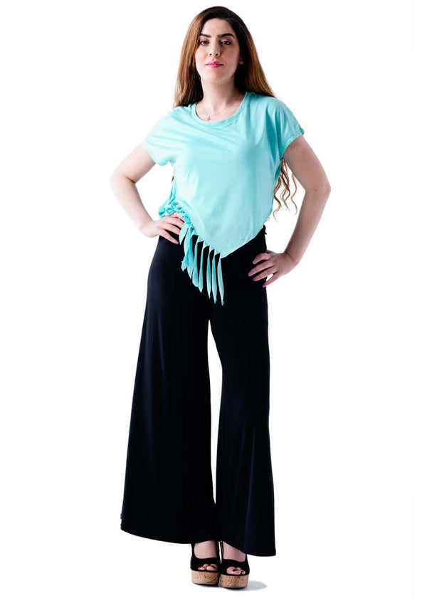 Asymmetric length Top