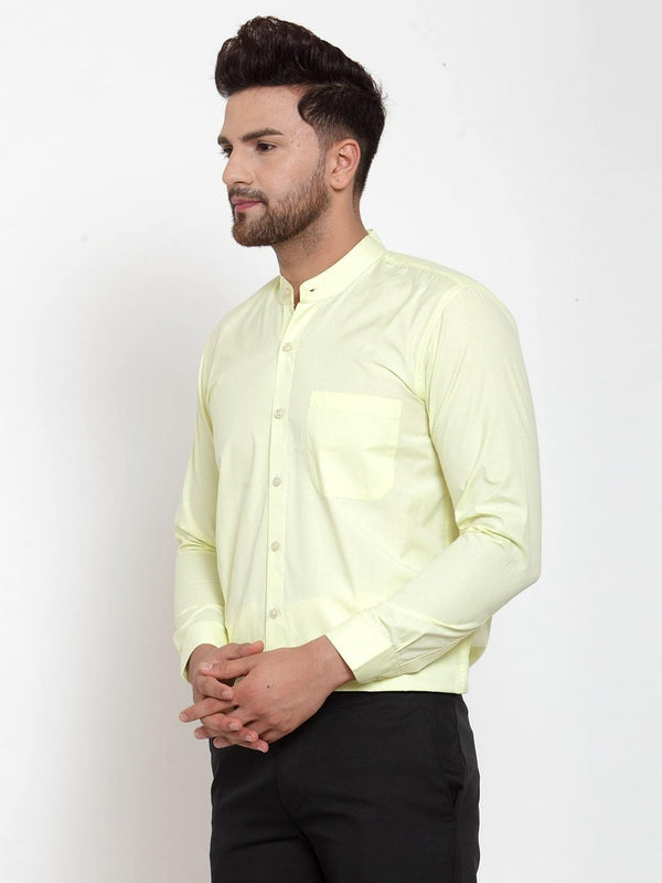 Men Classic Cotton Regular Fit Shirt
