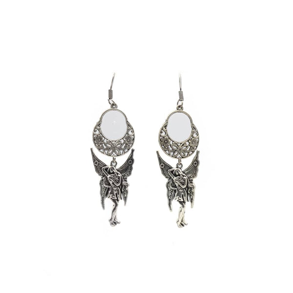 Silver Classic Earring