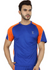 Slim Fit Short Sleeves T-Shirt for Men - Blue