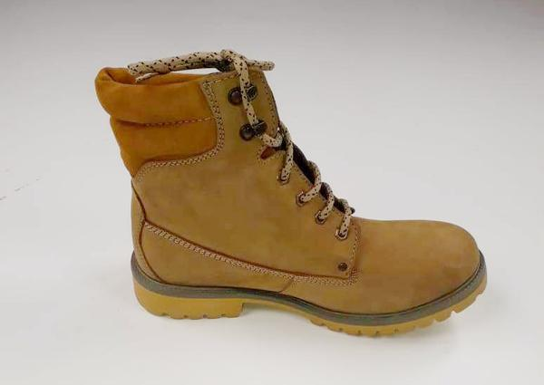 Men's Brown Boot