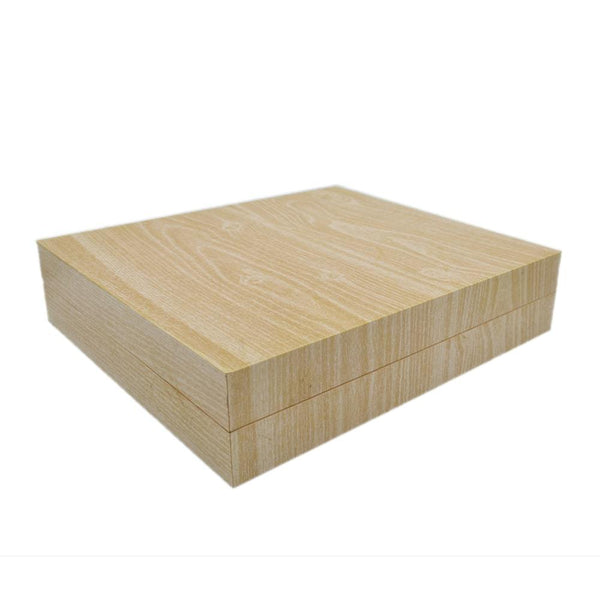 Wooden Gift Box with 4 Comparments
