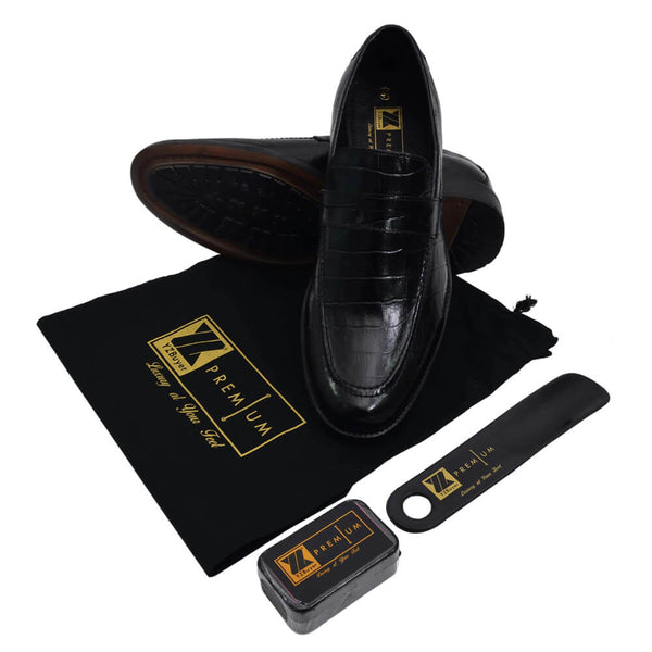 Genuine quality loafers shoes