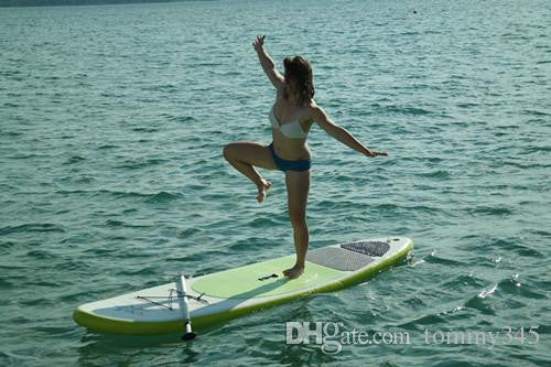 "1o' * 30""*4"" SUP Inflatable Stand up paddle board"
