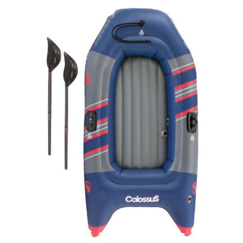 Sevylor (2 Person) Colossus Boat (with Oars) - Freedom Inflatables - 2