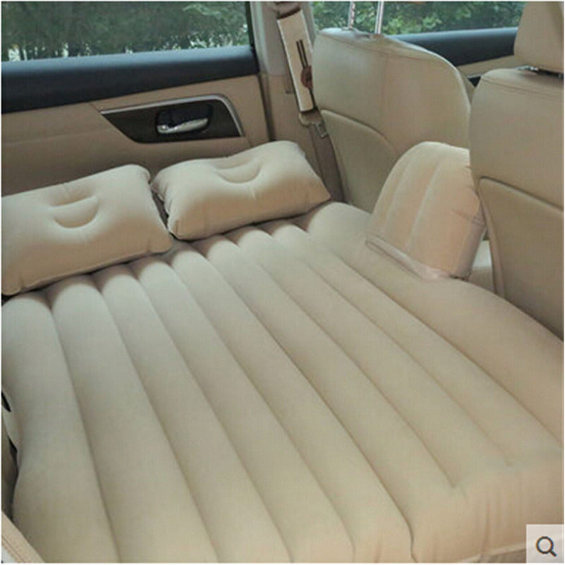 2016 Top Selling Car Back Seat Cover Car Air Mattress Travel Bed Inflatable Mattress Air Bed Good Quality Inflatable Car Bed