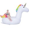 Hot Inflatable Unicorn Inflatable Flamingo Swimming Float Pool Float Swan for Adult Tube Raft Kid Swimming Ring Summer Water Toy