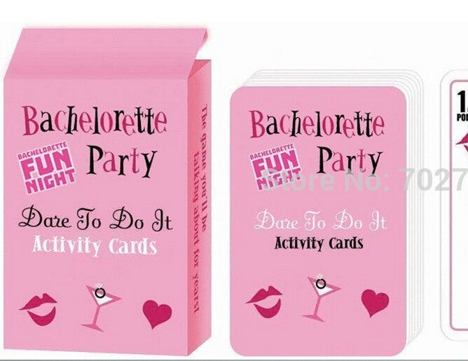 Hot Sales Hen Party Suppy For Girls Bachelorette Party Favors Novelty Inflatable Giant Willy Toy  Card Game  Funny Penis
