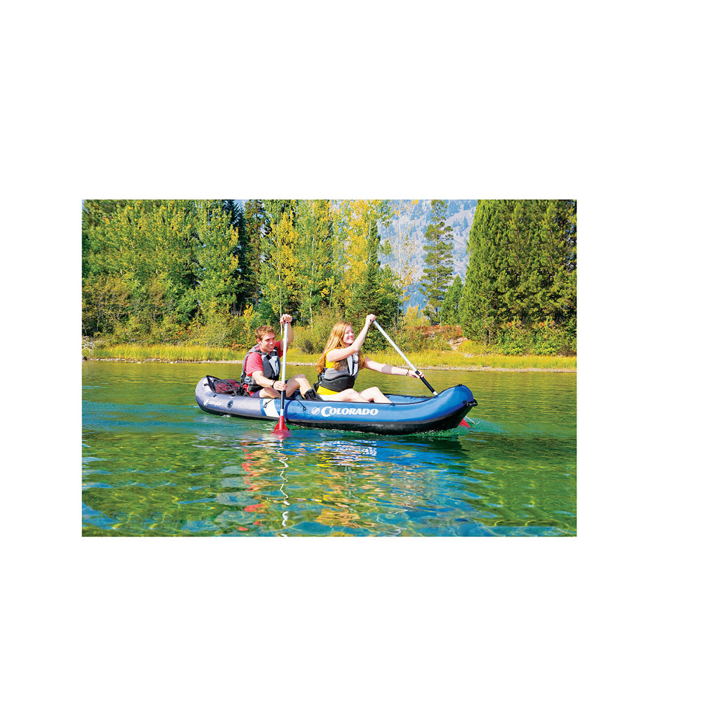 Sevylor (2 Person) Colorado Kayak - Freedom Inflatables - 2