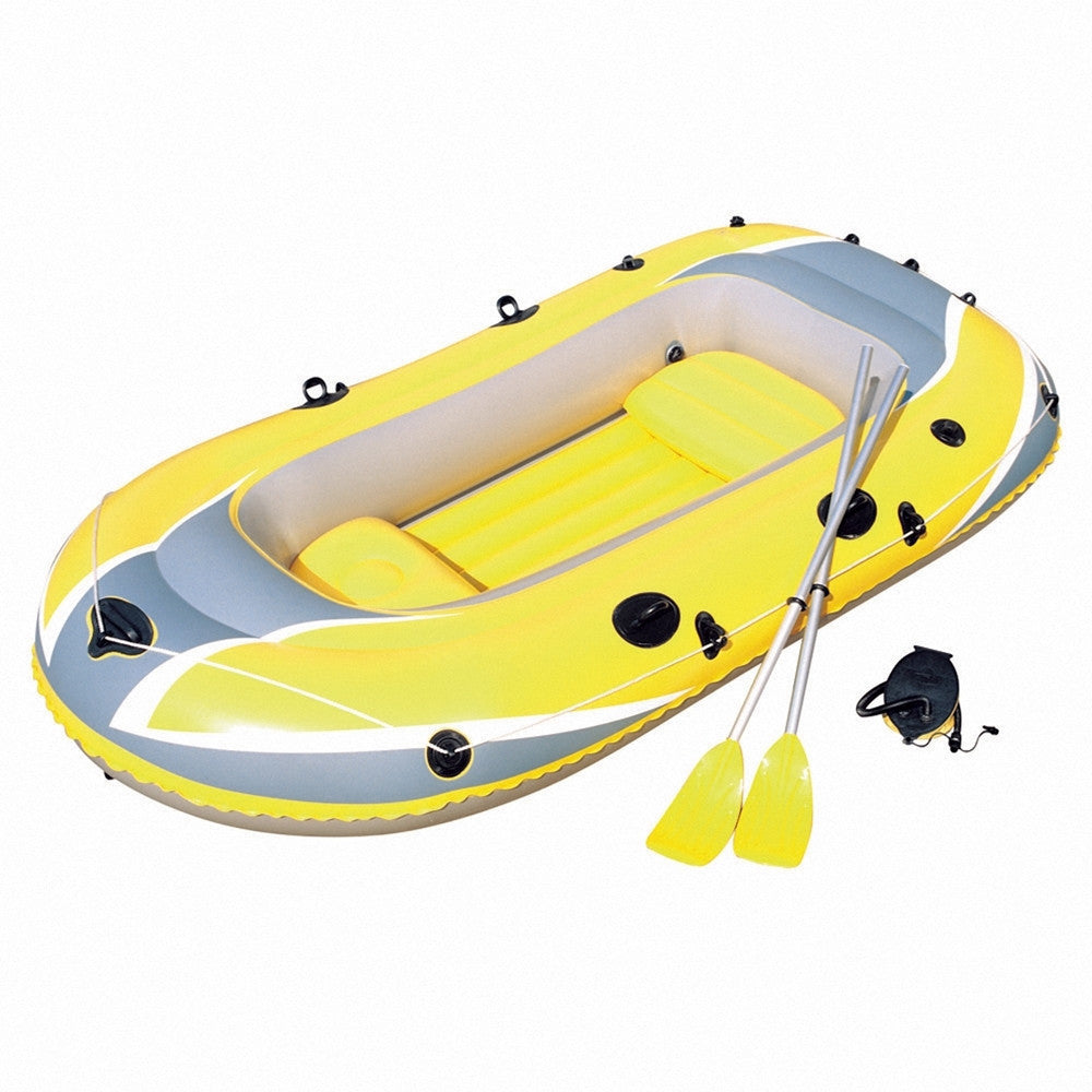 "Bestway Hydro-Force Inflatable Boat Raft 103"" x 57"" - Freedom Inflatables - 1"