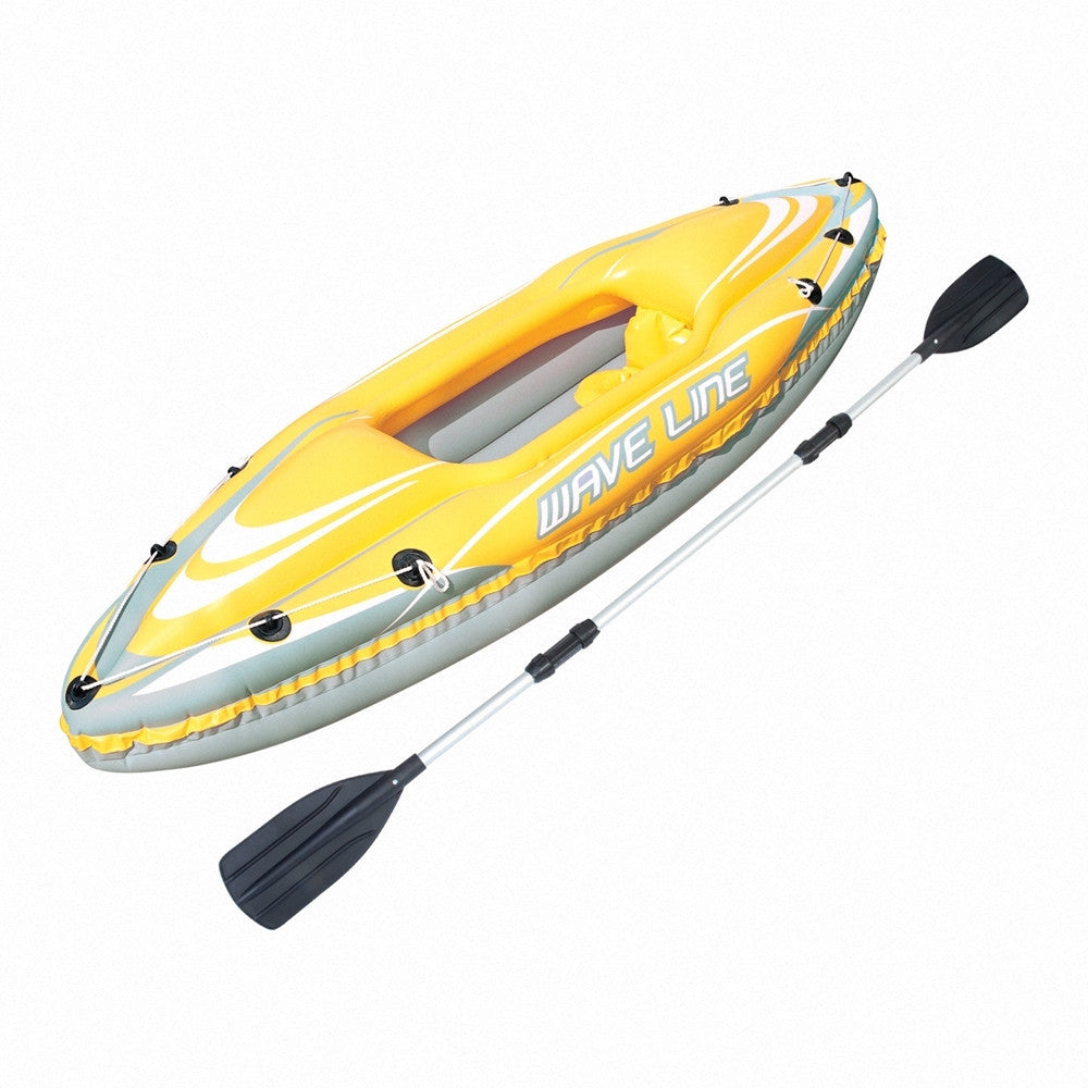 Bestway Hydro-Force Wave Line Kayak Set - Freedom Inflatables - 1
