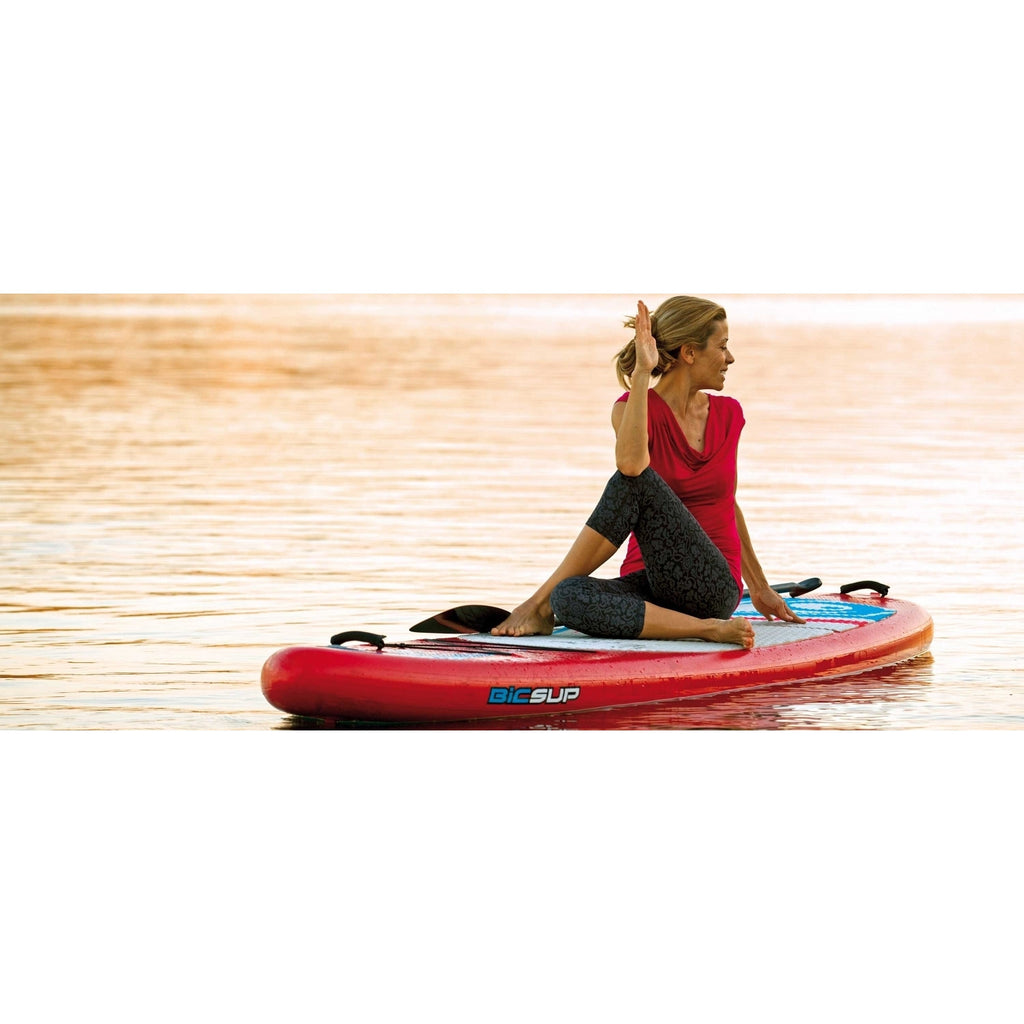 "BIC Sport SUP 12'6"" x 30""Wing Air Touring Board"