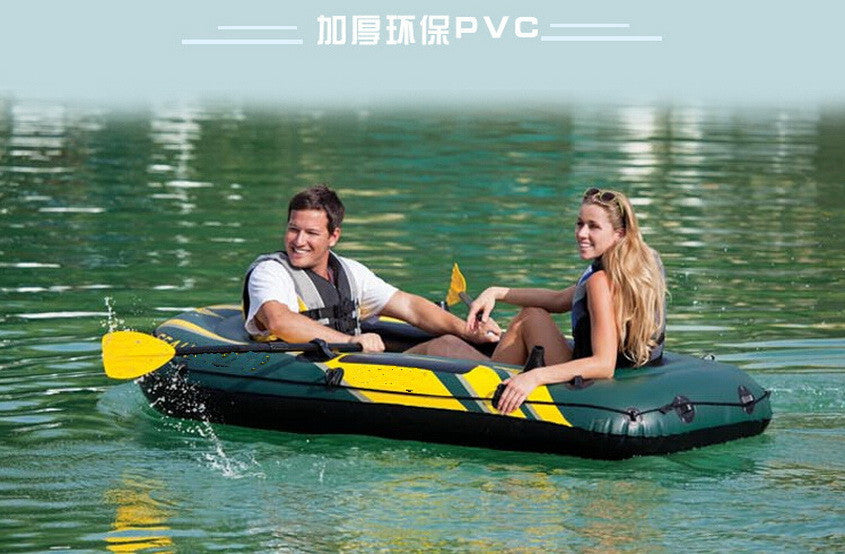 Rubber boats, kayaks, thick water rafting inflatable boat fishing boat