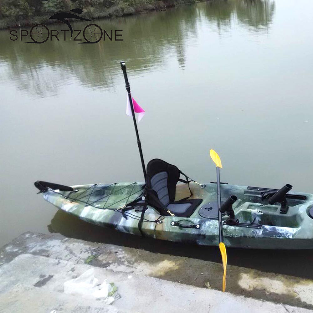Canoe Kayak Backrest Seat Inflatable Boat Seat With Storage Backbag Cushion Rowing Boat Fishing Boat Accessories