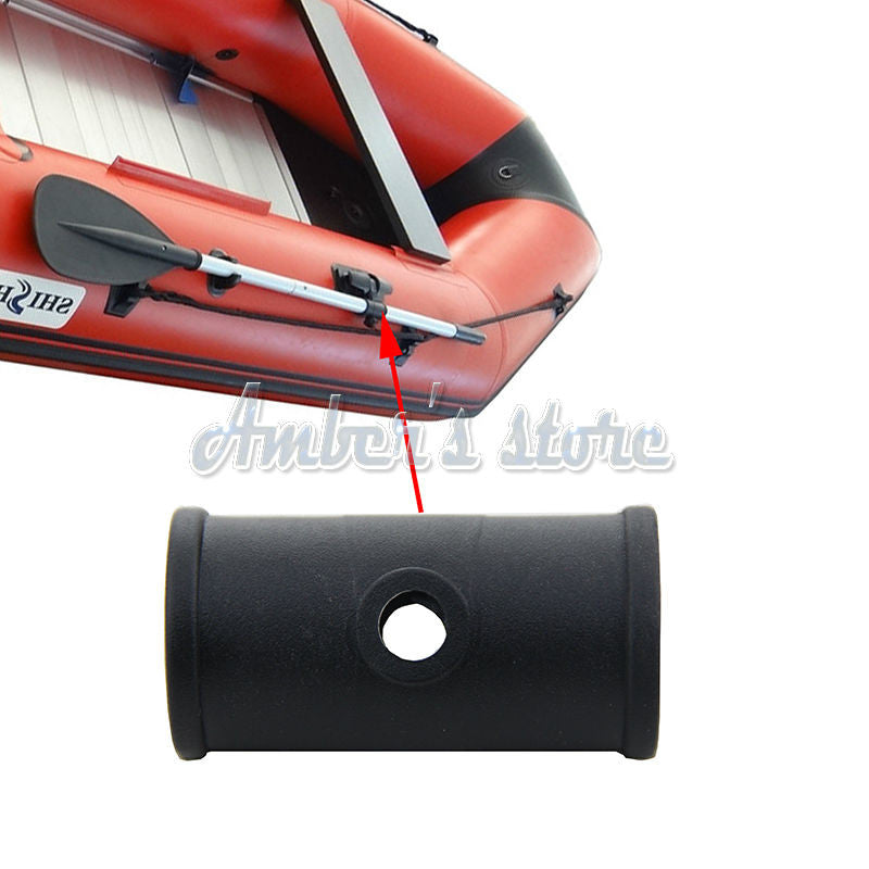 High Quality 2pcs Paddle Parts Oars Connector Kayak Fishing Boat Inflatable Accessories