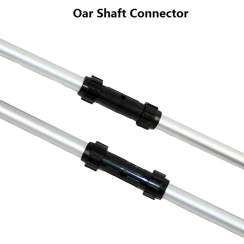 Free Shipping Strong Paddle Oars Shaft Connector for Aluminum Oar of PVC inflatable boat fishing boat kayak canoe 2 Pieces