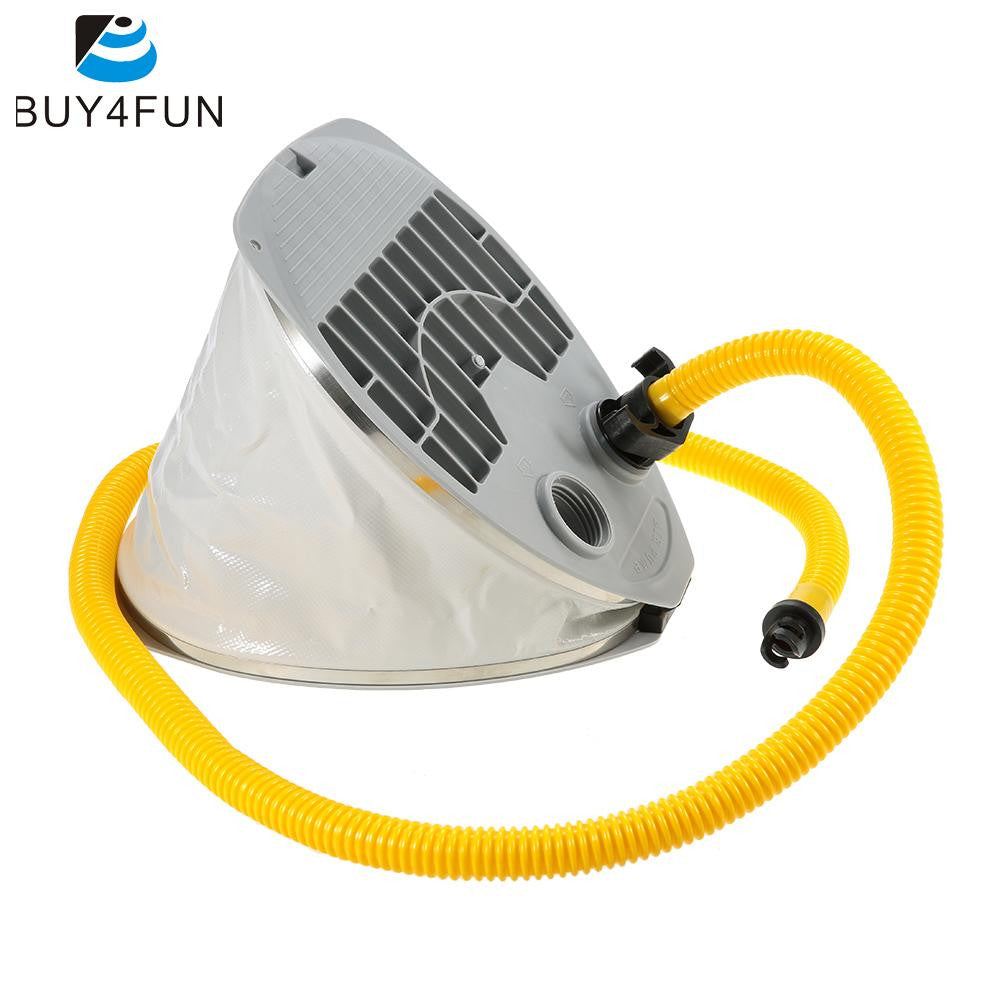 Hose Adaptor Surf Board Air Pump High Pressure Foot Air Pump Inflatable Boat Kayak Raft High Pressure Foot Pump Air Pump