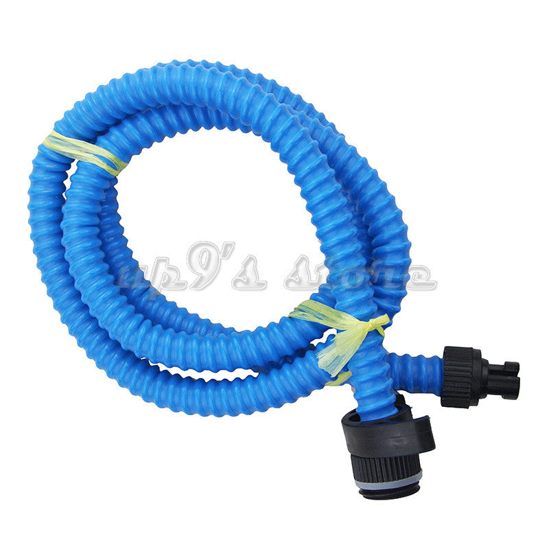 Free Shipping Air Foot Pump Hose with Valve Connector for Inflatable Boat Accessories