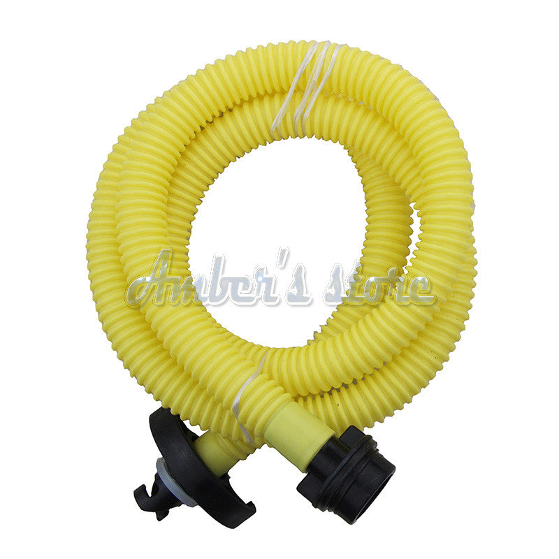 Air Foot Pump Hose with Valve Connector for Inflatable Boat Accessories Free Shipping