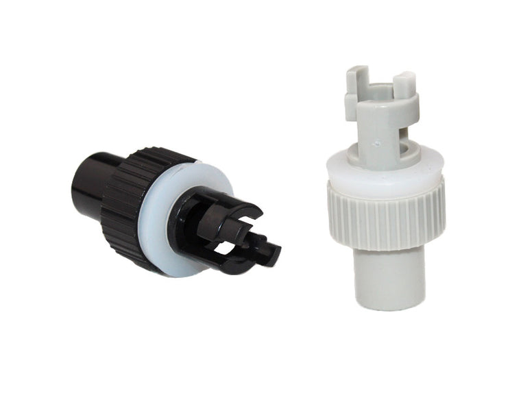 air valve adaptor connector between air pump hose and screw valve of inflatable boat, fishing boat,for fishman II 400,II 500 etc