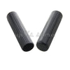 Free Shipping 2pcs Oars Paddle Handle Head of PVC Parts Kayak Fishing Boat Inflatable Boat Accessories