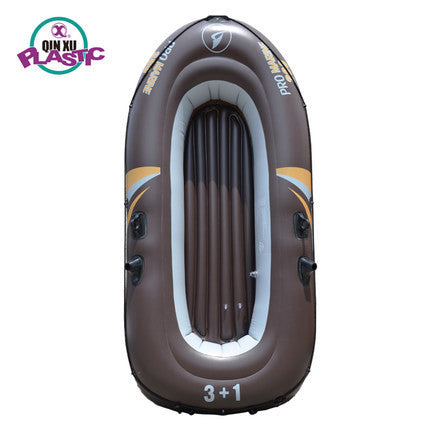 HOT New summer 2 persons Thick rubber inflatable boat fishing boat dinghies kayak canoe drifting dinghy 185 * 105*41cm