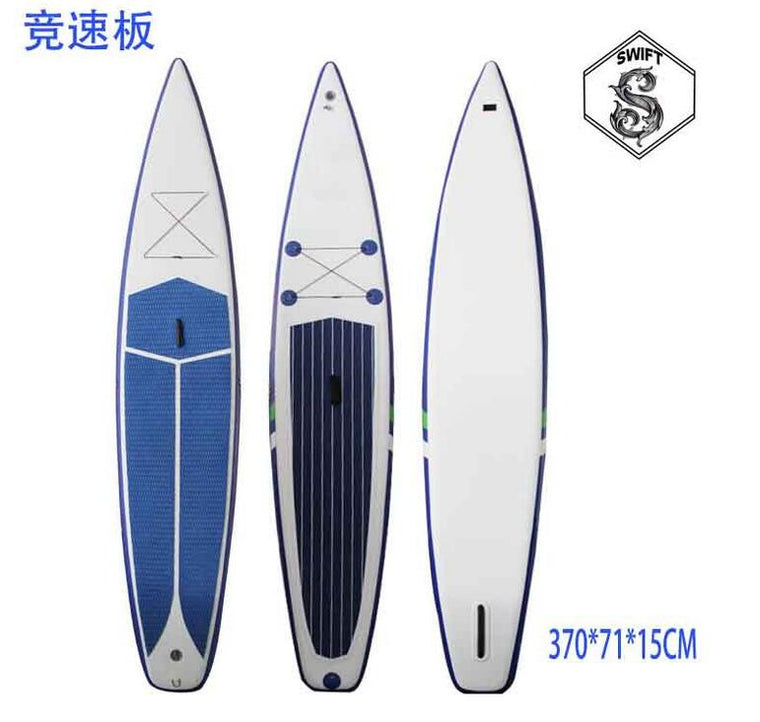 SWIFT S3 Surfing Stand Up Paddle Board Sup Surfboard Paddleboard Surf board Kayak Inflatable Boat With Oar