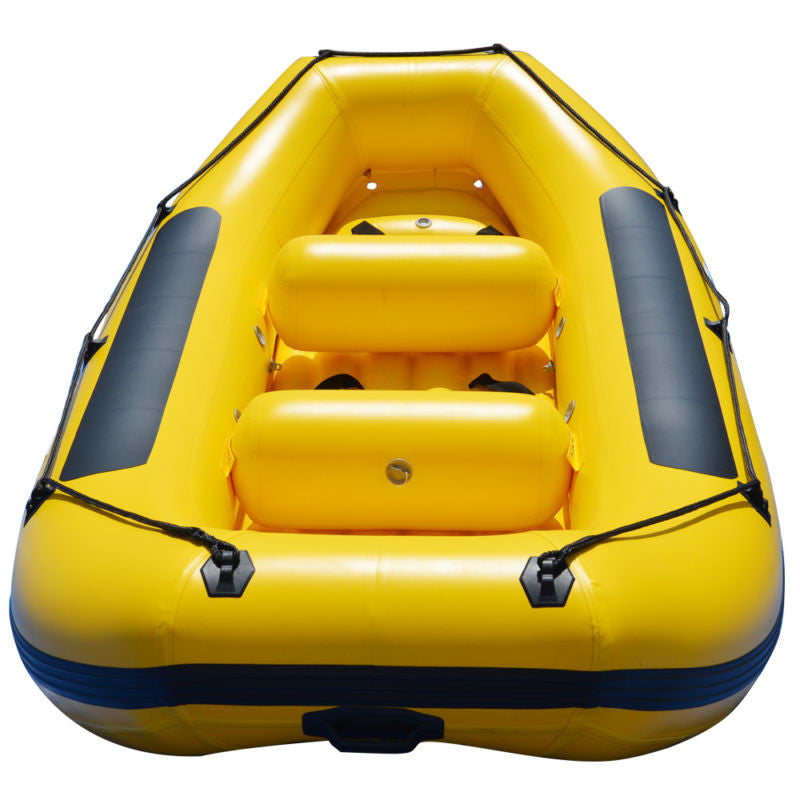 12 ft Inflatable Boat White Water River Raft  Inflatable Raft River Lake Dinghy