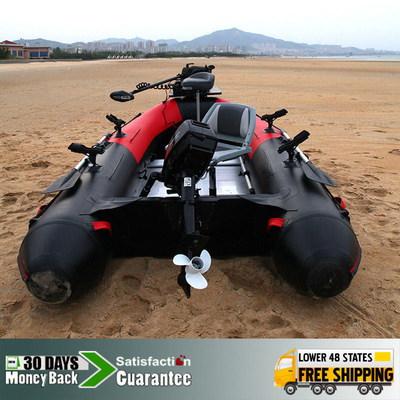 9.8'Inflatable Boat fishing boat Tender Dinghy Raft Zodiac Mercury avon Type