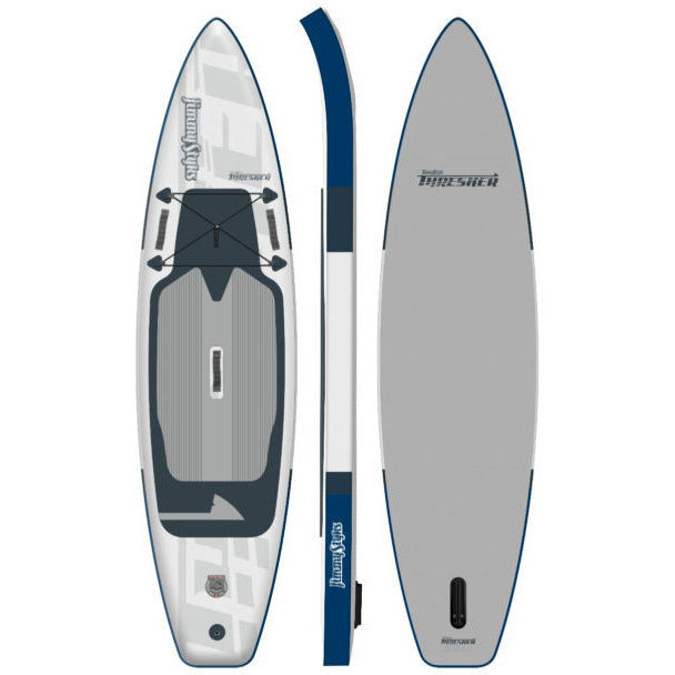 "Jimmy Styks ""Thresher"" Inflatable Stand Up Paddle Board Package"
