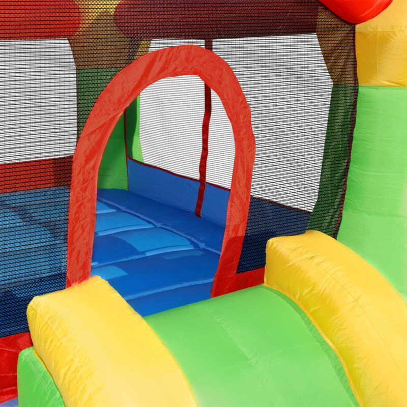 Mighty Bounce House Jumper Castle Inflatable Bouncer with Blower